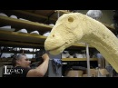 JURASSIC WORLD Building the Apatosaurus - Legacy Effects