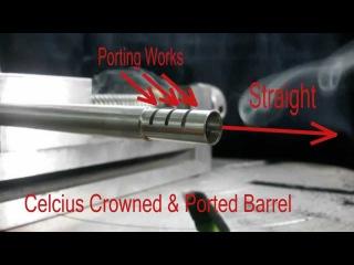 CELCIUS CTW Reformation Barrel - Lab Test