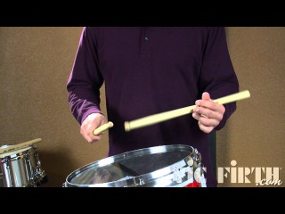 Vic Firth Rudiment Lessons: Flam Paradiddle