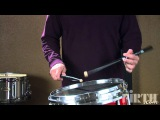 Vic Firth Rudiment Lessons: Paradiddle-diddle