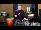 Vic Firth Rudiment Lessons: Double Paradiddle