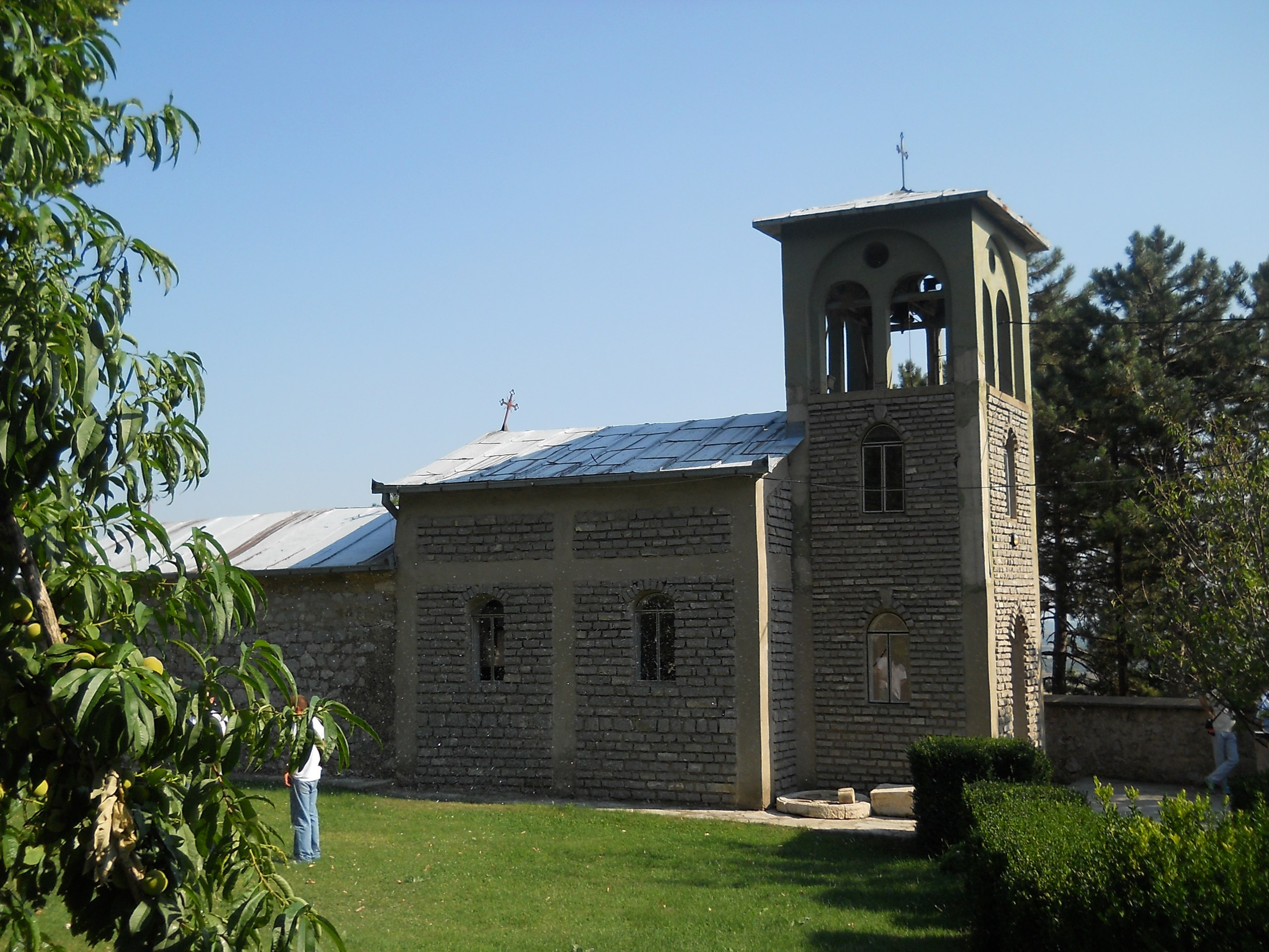 Монастырь Гориоч (Косово и Метохия, Сербия)