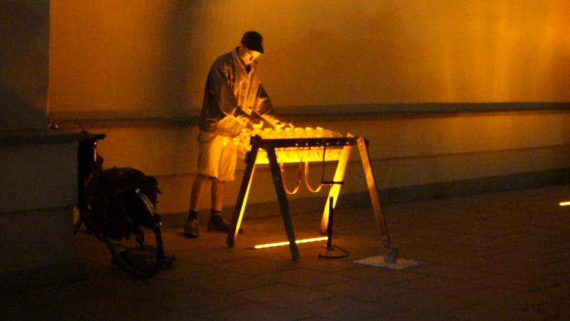 Koncertas vakare Vilniaus Rotušės aikštėje (rugpjūčio 5, 2015) Part 1