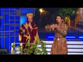 Азия Микс - Ромео и Джульета (Высшая Лига. Третья /14 Музыкалка)