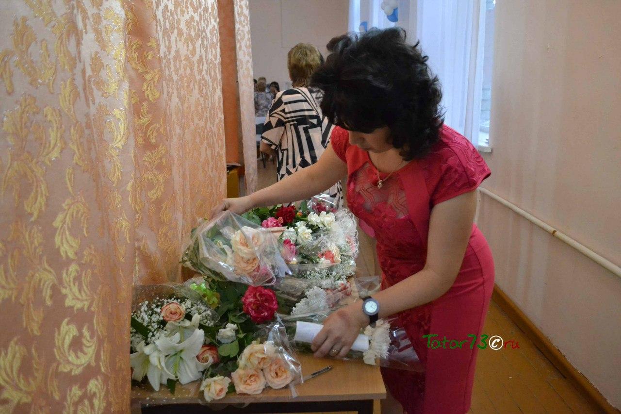 Выпускной вечер в Старокулаткинской средней школе №2