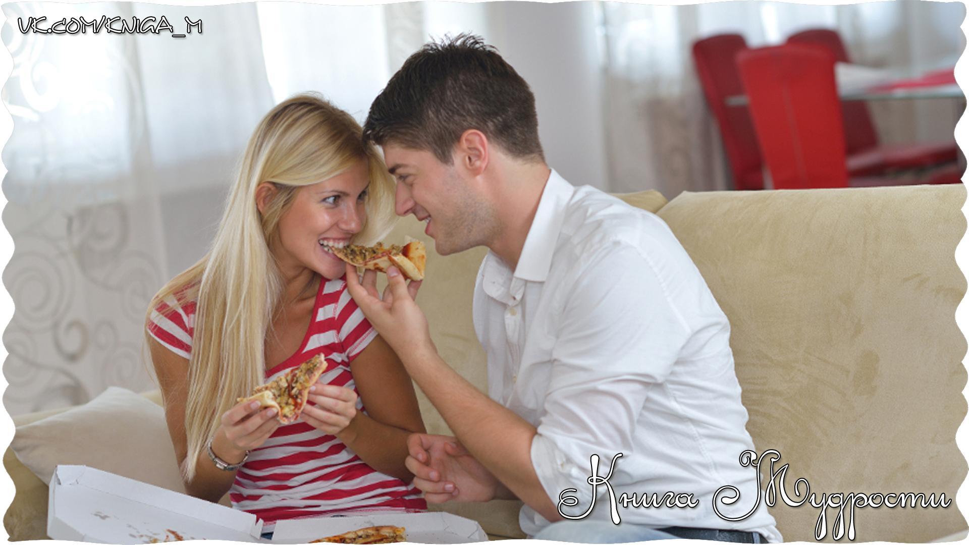 Романтический ужин перешел в секс 18 фотография