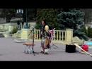 Гастроли индейских музыкантов в курортном парке Ессентуки, 07.11.2015