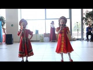 Ой Вася Василек - Алена и Тася