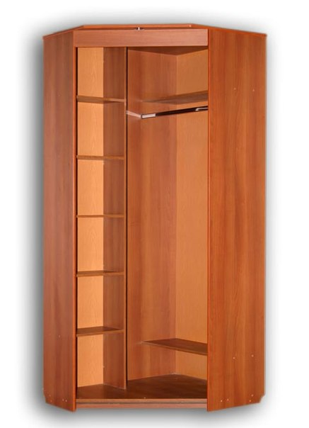 угловой шкаф мебель фото