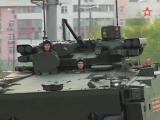 БМП Курганец-25 против Пумы