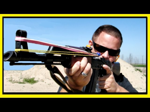 The ULTIMATE Rubber Band Life-Hack - AK47 FIX!