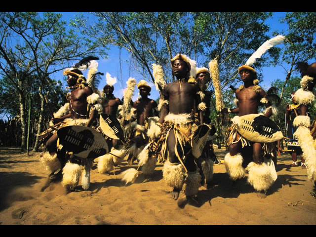 African Zulu Voices Music