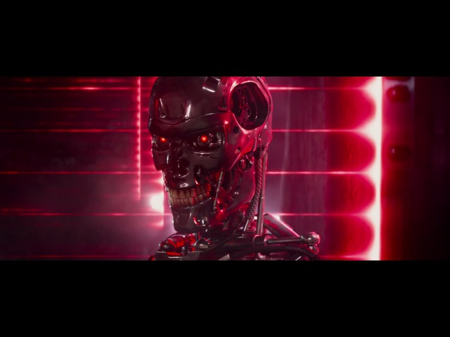 Терминатор: Генезис - Официальный трейлер (HD)