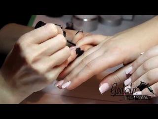 Нарощення нігтів\Gel Nail Extensions\ Наращивание ногтей\ Tanya Godorozha