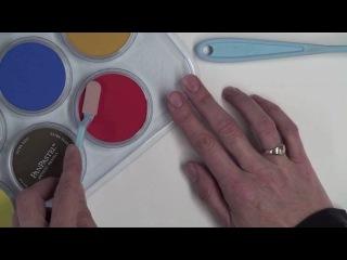 PanPastel : Color Loading Technique