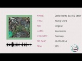 Daniel Bortz, Sascha Sibler - Young world (Original Mix)