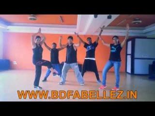 ZUMBA BOLLYWOOD bdfabellez happy new year movie satakli choreo rohit saud