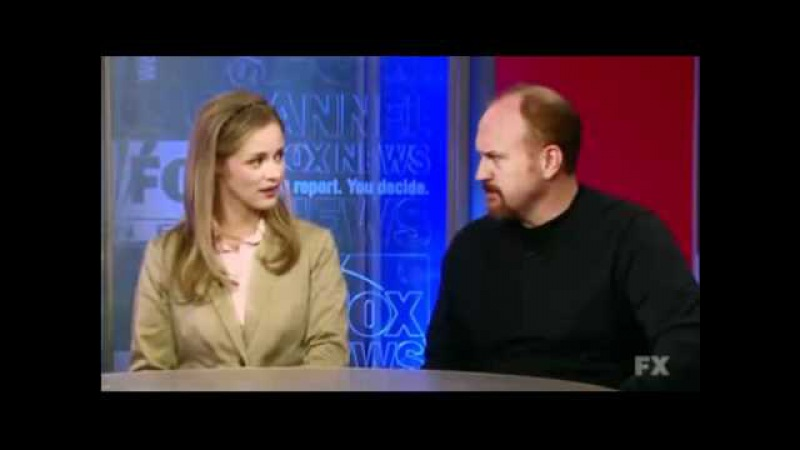 Louis C.K. defends masturbation with Greg Gutfeld