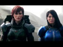 Mass Effect 3 - Female Shepard Launch Trailer (2012) Game HD