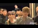 【FANCAM 】120907 EXO-M @ Tainan entering the hotel