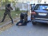 Съемка задержания киллеров в Иркутске: так работает СОБР