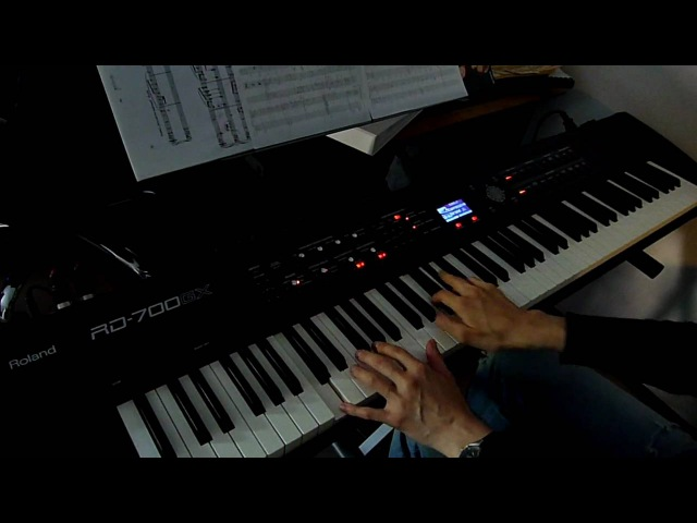 System Of A Down - Spiders - piano cover [HD]