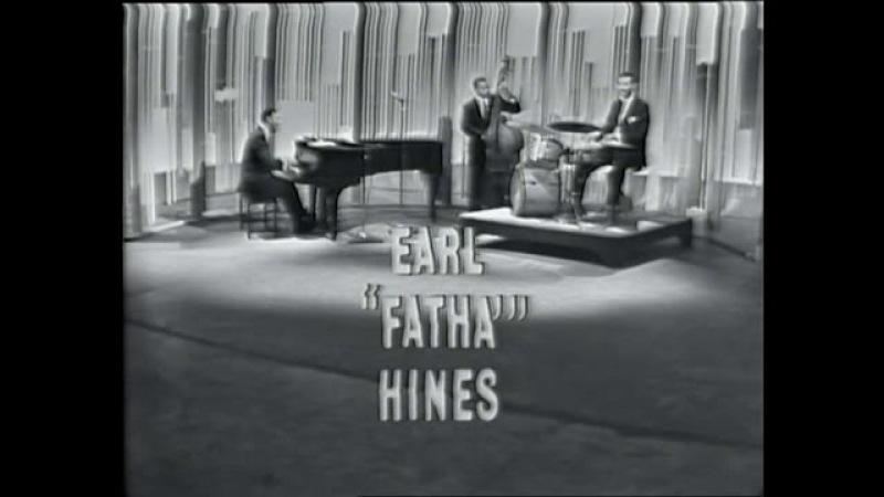 Jazz Casual - Earl Fatha Hines Trio