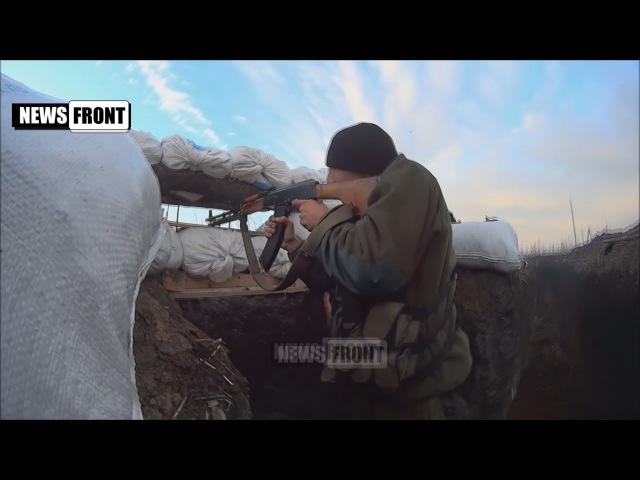 Защитникам Донбасса посвящается! «Грузин» и команда