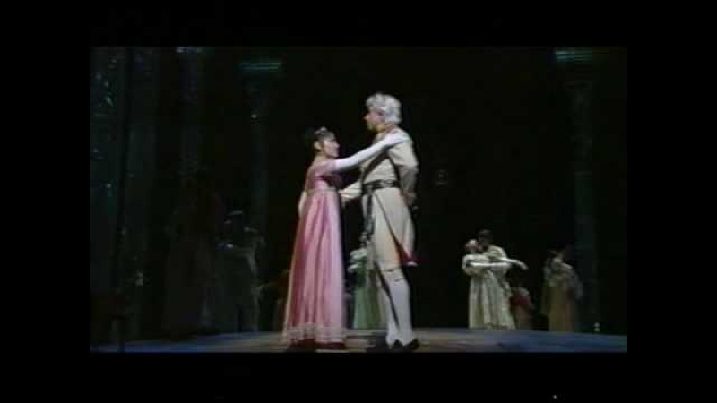 Waltz from War and Peace - Hvorostovsky and Mataeva