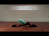 Flow Movement by Marlo Fisken Hip Bridge to Hitch Kick Flow (Fitness Exercise)