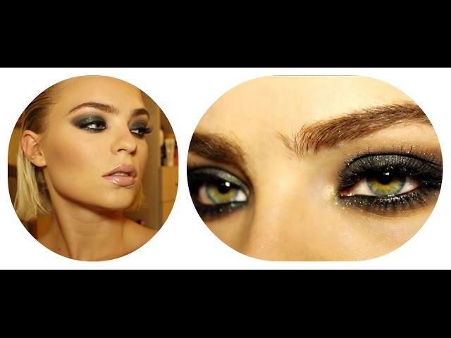 Голливудский макияж в стиле Ким Кардашьян | Kim Kardashian 's make up for blonde