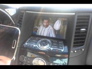 Установка системы Miracast/DLNA/Mirrorlink/ Airplay (Samsung). Дублирование экрана мобильного телефона на штатный экран автомобиля.
