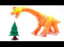 Поезд Динозавров - игрушки из мультфильма - говорящие динозавры из Dinosaurus Train