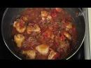 Кухня Испании. Цыплёнок Чилиндрон