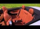 BMW M4 Convertible (F83) - Interior Design