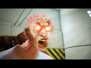 PostHuman - sci-fi action animated short film directed by Cole Drumb