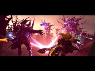 Warriors - The International 2011 (DotA 2 version)