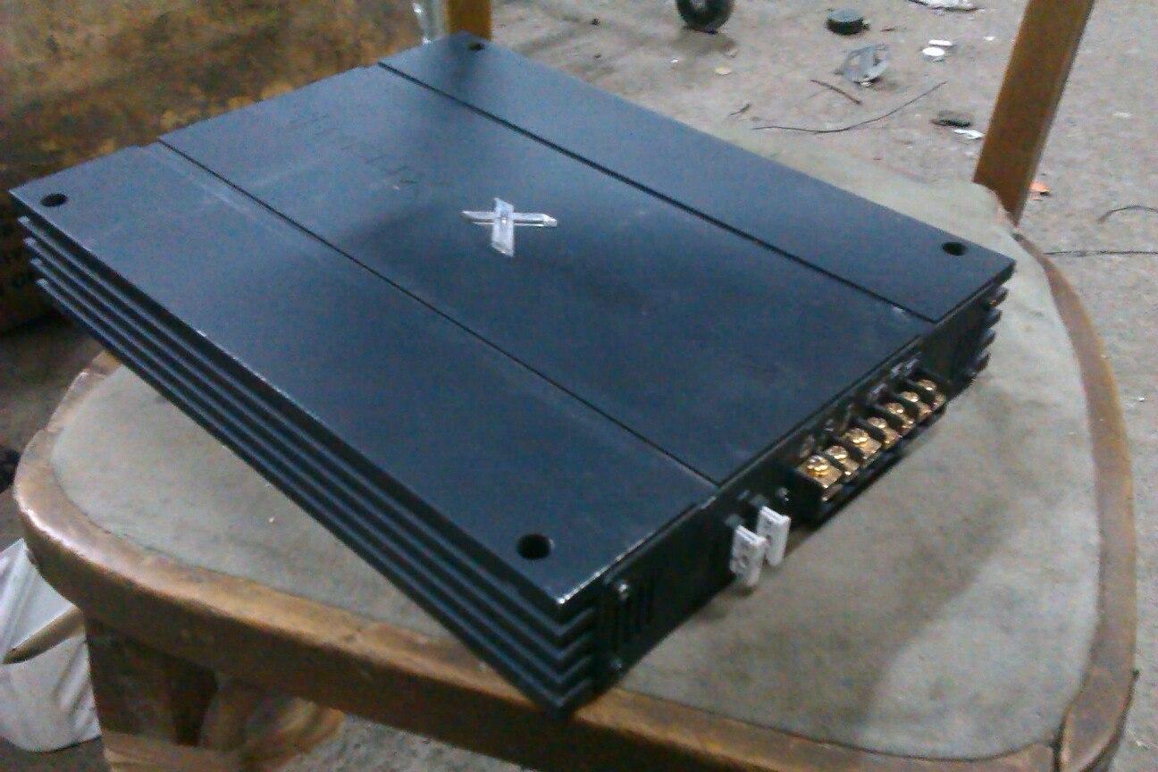 Продам сабвуфер JBL GTO-1014 + підсилювач 2 канали Helix X-m