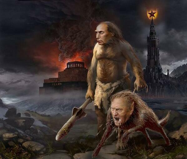 Сикорский: Путин очень практичный человек, его слабое место - страх перед адекватным ответом Запада - Цензор.НЕТ 1812