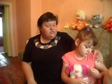Алевтина И., 8 лет, ДЦП, спастический трипарез, стойкие двигательные расстройства.