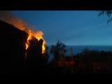 Пожар на розочке