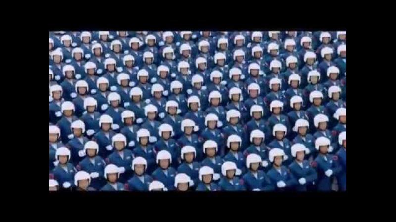 Китайская армия дронов НАСТУПАЕТЭто не люди-это роботы