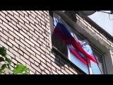 Как жители Юго Востока Украины реагируют на русский триколор Видео   Николаев