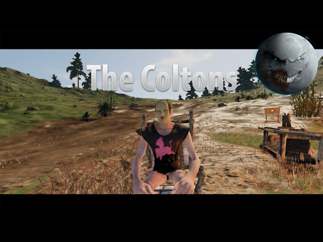 Mr. Moon: The Coltons