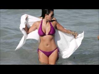Засветы звёзд Ким Кардашьян 2