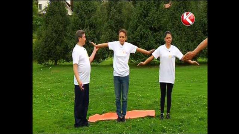 Упражнение Адай из комплекса АЙКУНЕ с Алибеком Альмадиевым!