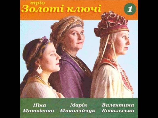 Нiна Матвiєнко По діброві вітер виє Ukrainian Folk Song