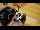 Minolta MD Rokkor-X 50mm f/1.4 conversion to Canon EOS mount...