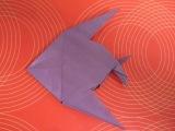 Оригами рыбка!