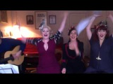 The Puppini Sisters for Radio Jazz Moscow 22 march 2015